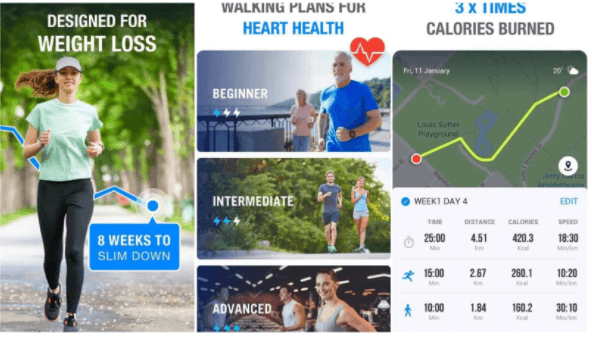 Walking App – Walking for Weight Loss for PC